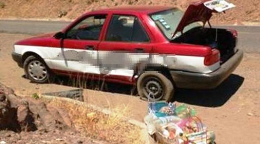 Daños deja accidente entre taxi y particular en Huajuapan | El Imparcial de Oaxaca