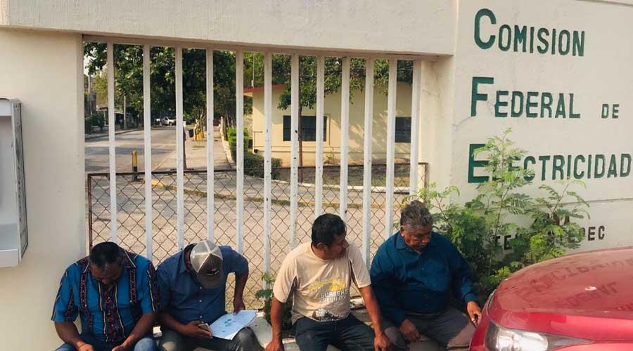Piden a CFE atender a pueblos del Istmo | El Imparcial de Oaxaca