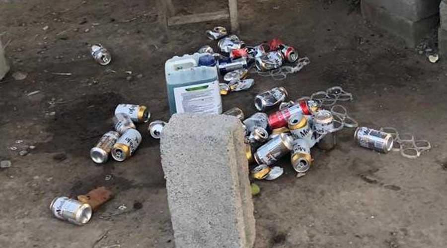 Asesinan a balazos a un hombre en riña de borrachos | El Imparcial de Oaxaca