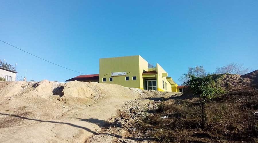 Apertura de  centros de salud en agencias municipales de la Costa de Oaxaca