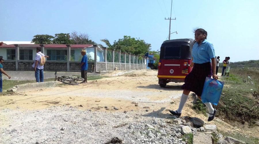 Mototaxis, un riesgo en San Mateo del Mar | El Imparcial de Oaxaca