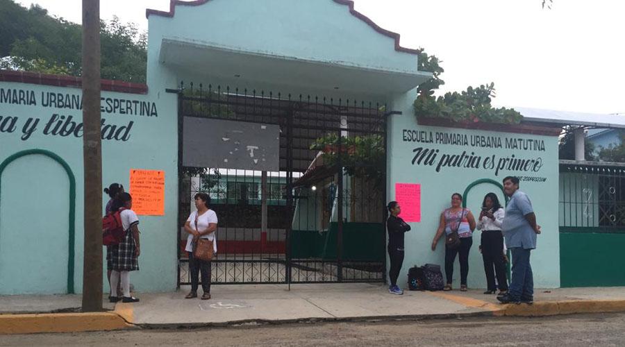Denuncian nepotismo y tráfico de influencias en primaria Mi Patria es Primero | El Imparcial de Oaxaca