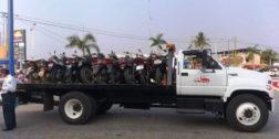 Sin regulación del SAT las empresas de grúas en Tuxtepec