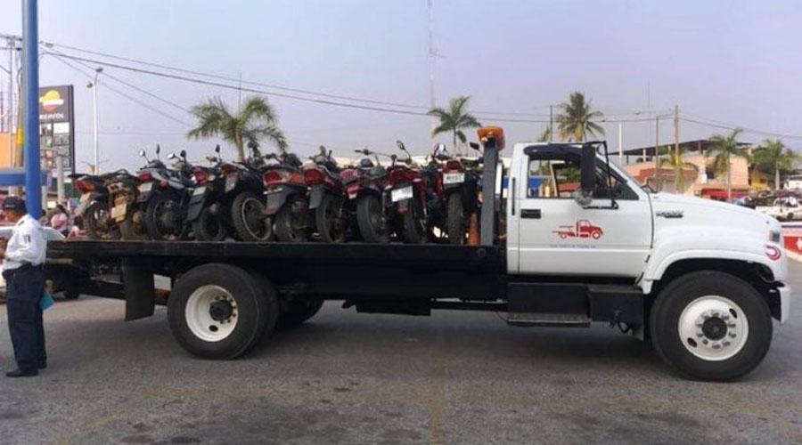 Sin regulación del SAT las empresas de grúas en Tuxtepec | El Imparcial de Oaxaca