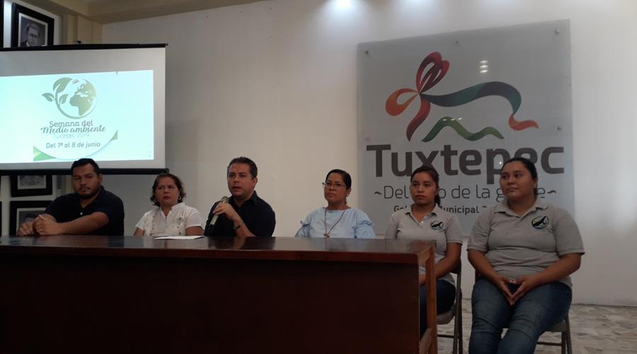 """Inician serie de actividades por el """"Día Mundial del Medio Ambiente""""   El Imparcial de Oaxaca"""