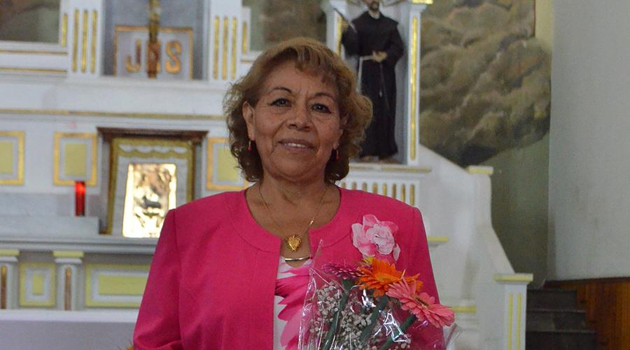 Yolanda cumple 65 años