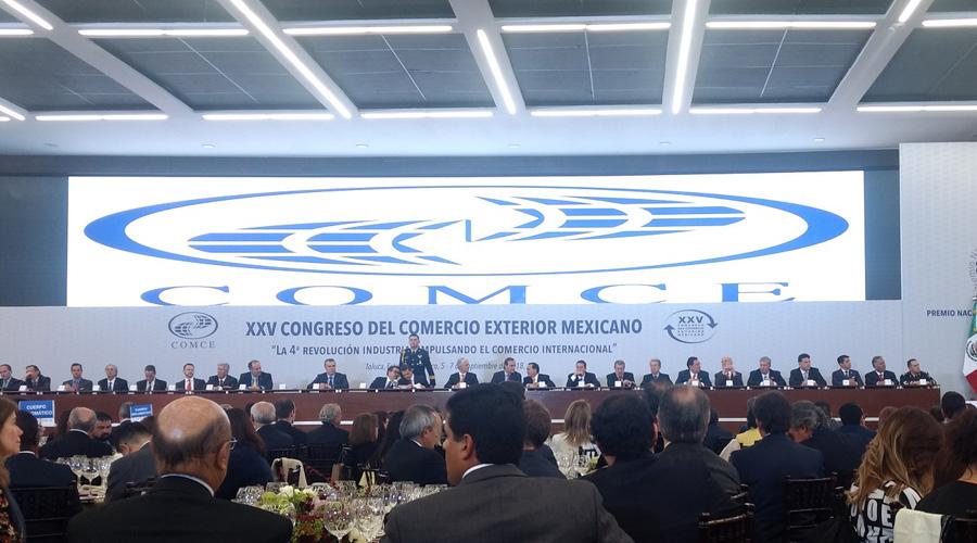 Prevé Comce, menor crecimiento y sobrevenida de inflación por aranceles de EU | El Imparcial de Oaxaca