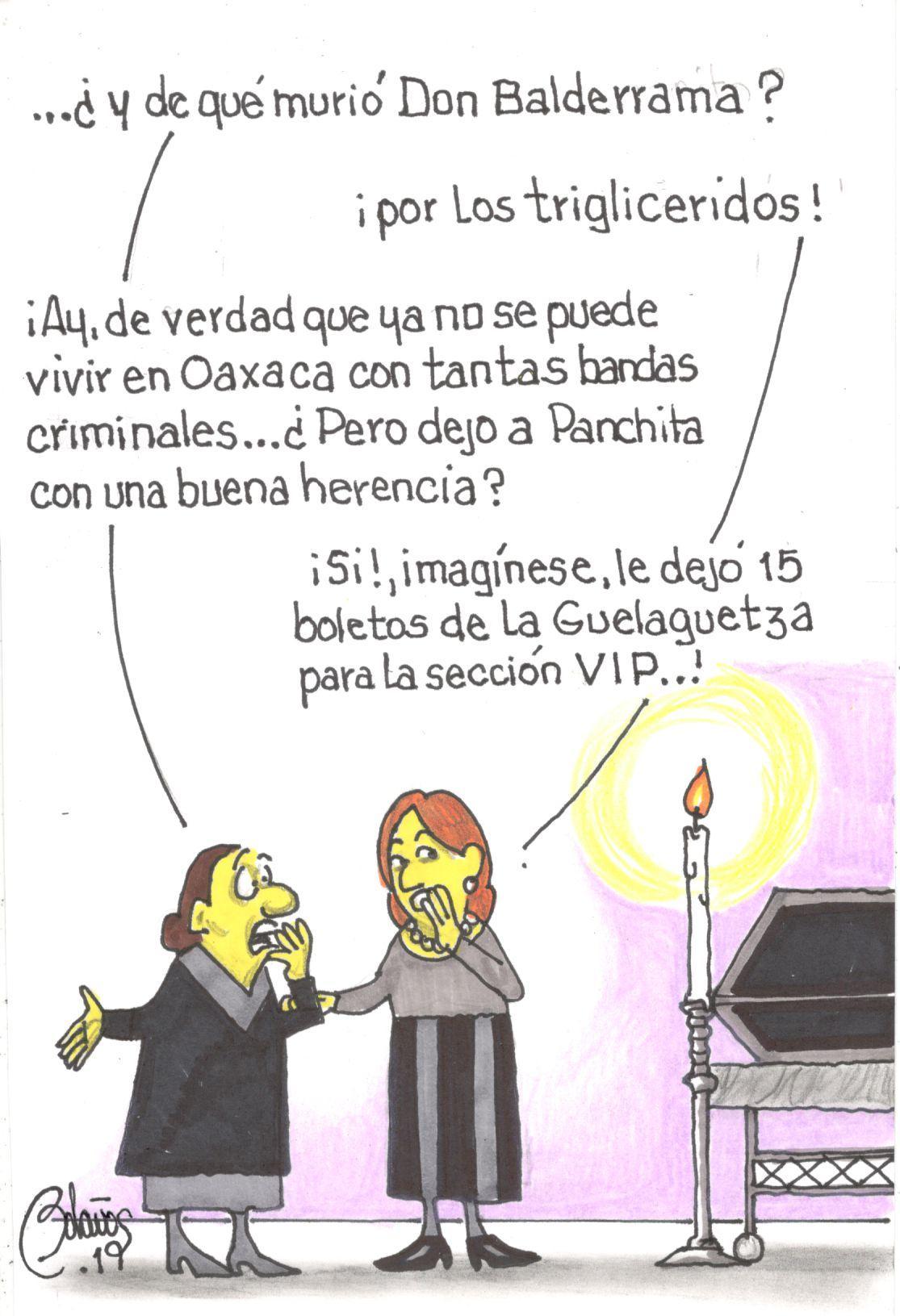110619 | El Imparcial de Oaxaca