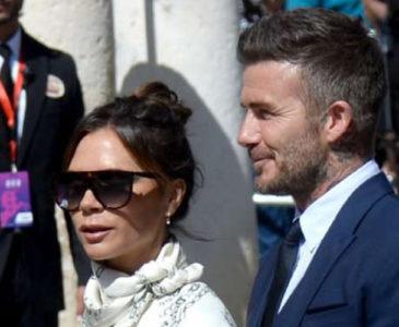Estrellas como David Beckham y Luca Modric asisten a boda de Sergio Ramos