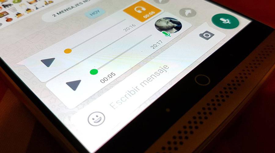 Así, puedes mandar mensajes de voz con efectos en WhatsApp | El Imparcial de Oaxaca
