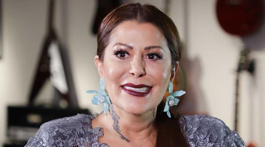 Roban con violencia el domicilio de Alejandra Guzmán | El Imparcial de Oaxaca
