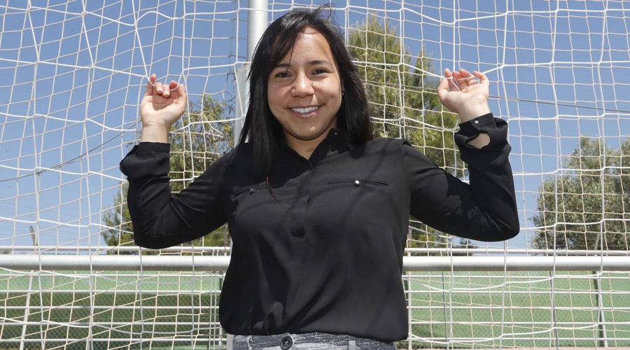 Buscaría Real Madrid femenil a Charlyn Corral para disputar Liga Iberdrola | El Imparcial de Oaxaca
