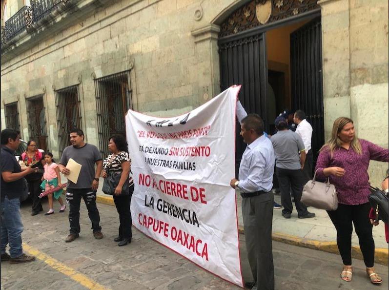 En riesgo, 60 trabajadores  por cierre de Capufe-Etla | El Imparcial de Oaxaca