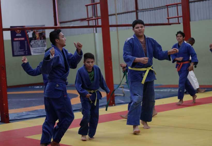 Pese apoyos, Judo no crece en Oaxaca