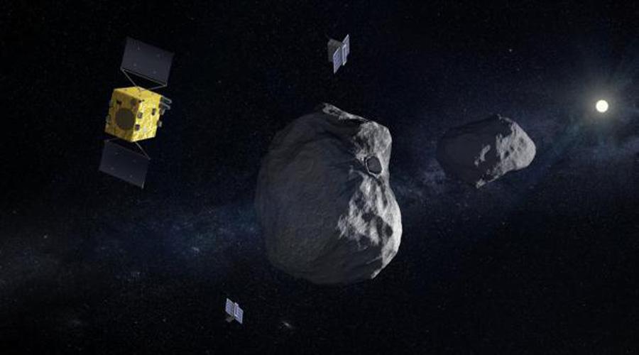 Un asteroide podría chocar con la Tierra en septiembre | El Imparcial de Oaxaca
