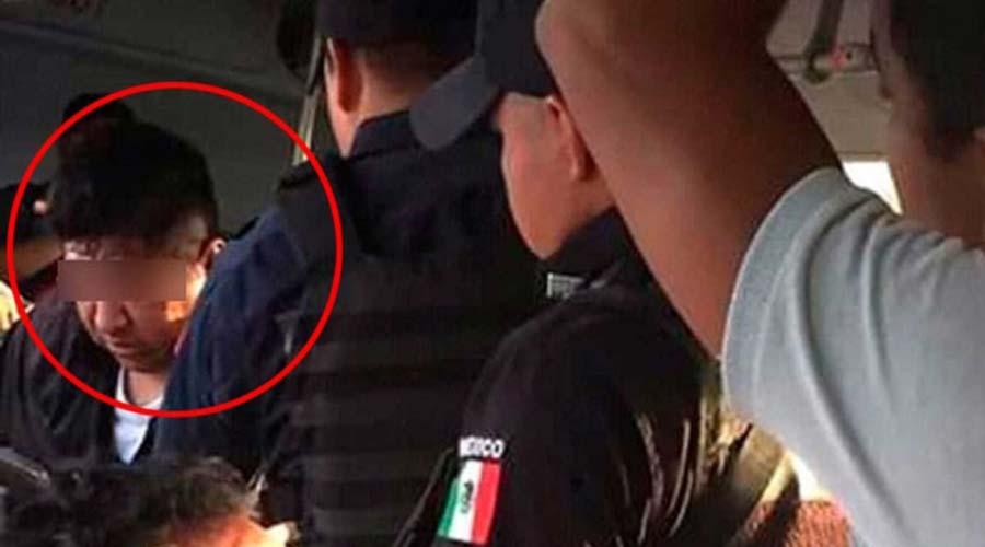 Detienen y golpean a hombre que eyaculó sobre una joven | El Imparcial de Oaxaca