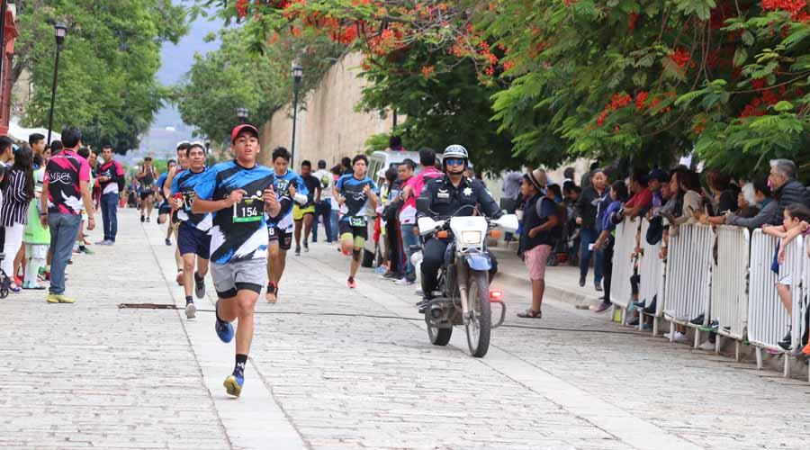 Corren en el Día del Padre