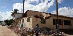 Eran salvables estructuras en el Istmo luego de los sismos del 2017