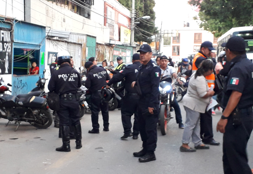 Operativo sorpresa en la Central y Mercado de Abasto | El Imparcial de Oaxaca