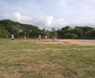 Remodelarán Unidad Deportiva de Pochutla