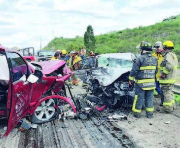 Encabezan accidentes de tránsito casos de homicidios culposos