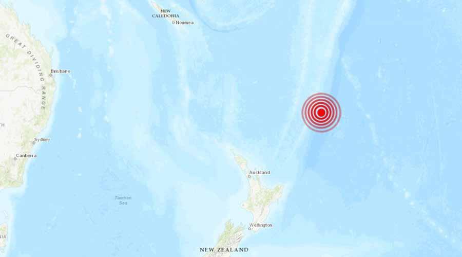 Emiten alerta de tsunami por un sismo de magnitud 7,2 en Nueva Zelanda | El Imparcial de Oaxaca