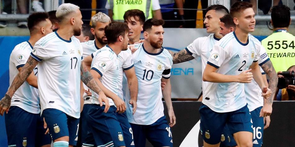 Messi festeja cumpleaños 32 con clasificación de Argentina a cuartos de la Copa América   El Imparcial de Oaxaca