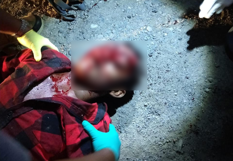 Le quitan un ojo a  joven en Juchitán