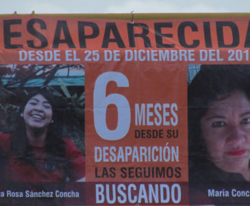 Sin rastro de madre e hija desaparecidas en San Antonio de la Cal