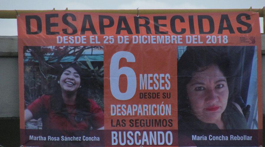 Sin rastro de madre e hija desaparecidas en San Antonio de la Cal | El Imparcial de Oaxaca