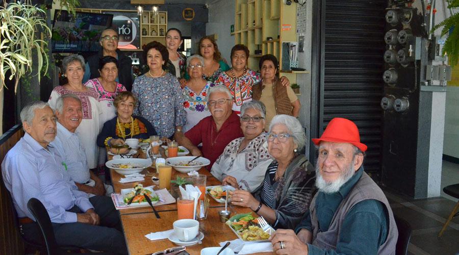 ¡Felicidades Oralia y  Malena!