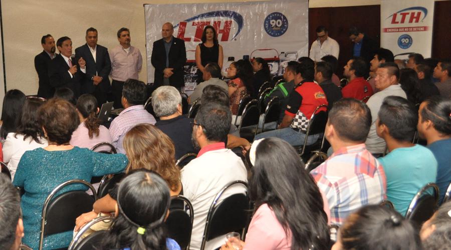 Cumple Acumuladores LTH 90 años siendo líder en el mercado mexicano