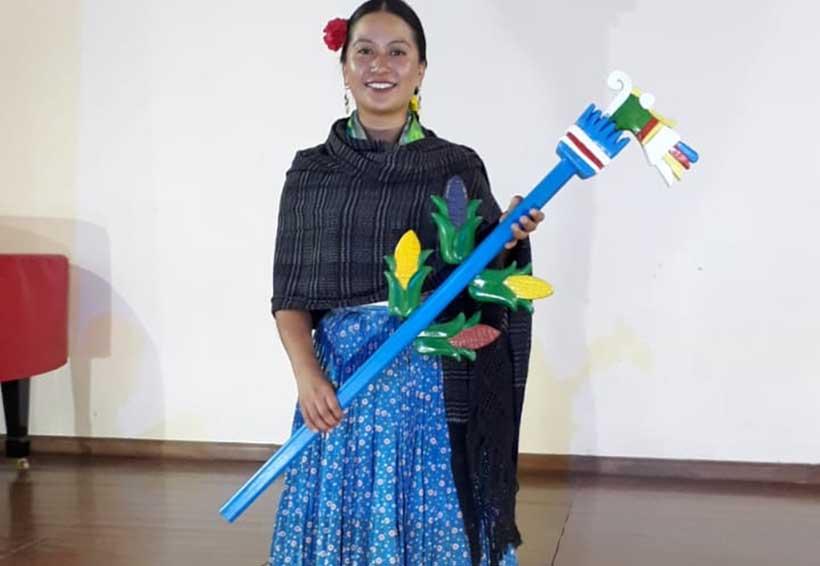 Eligen a la Diosa Centéotl en Huajuapan