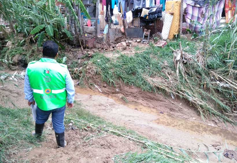 Lluvias en Oaxaca han dejado daños en al menos 15 municipios   El Imparcial de Oaxaca