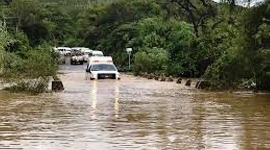 Alertan en la Mixteca, sobre sucesos  por cruzar ríos en temporada de lluvias | El Imparcial de Oaxaca