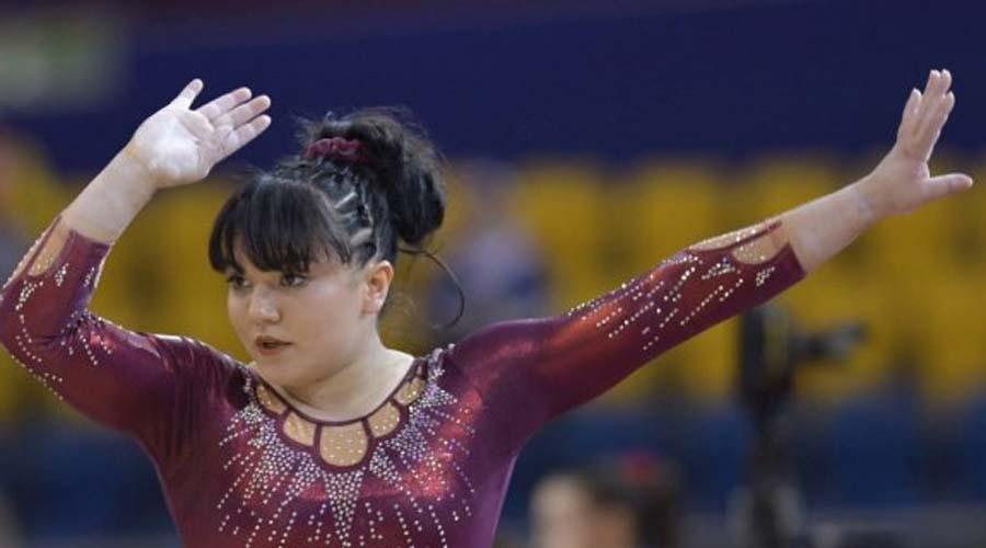 Alexa Moreno sigue ganando medallas a nivel internacional | El Imparcial de Oaxaca