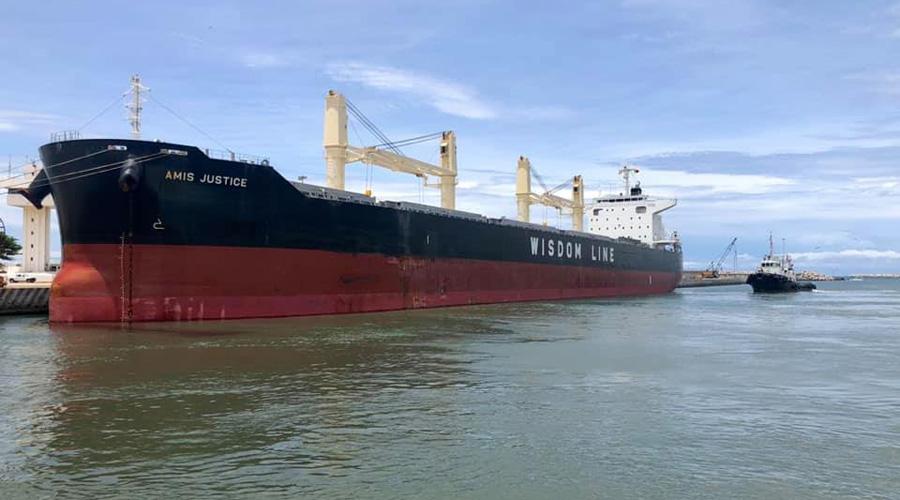 Arriba buque con carga  agrícola a Salina Cruz | El Imparcial de Oaxaca