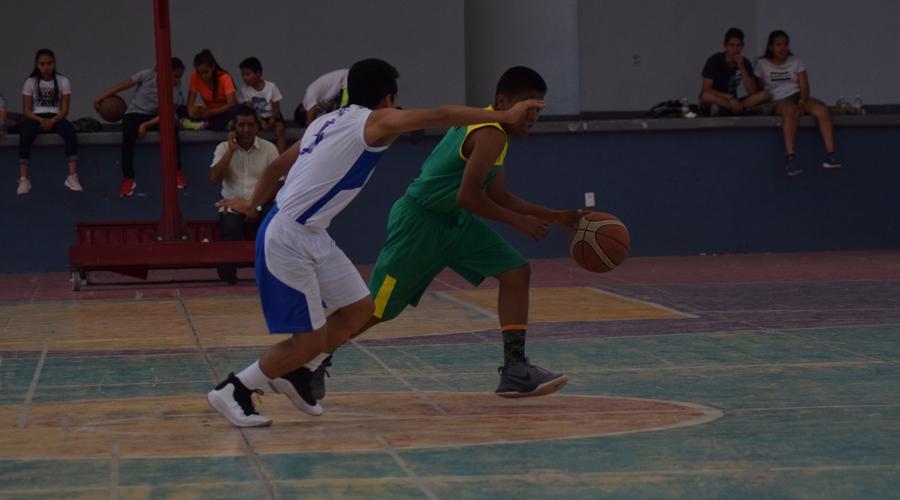 Preparan capacitaciones de talla internacional en baloncesto | El Imparcial de Oaxaca