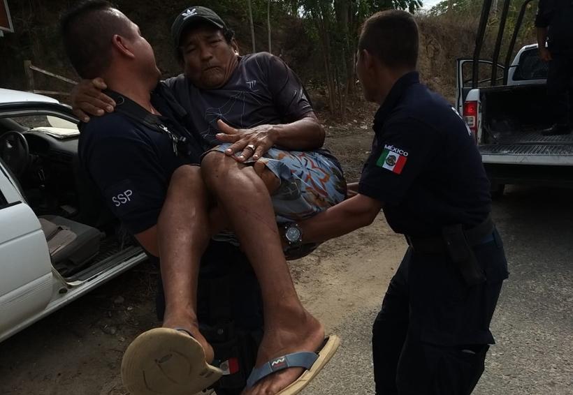 Investigan doble asesinato en Mazunte, Tonameca