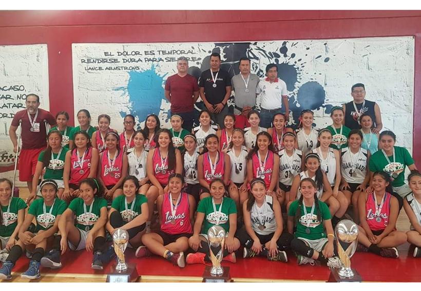 Oaxaqueñas, tercer lugar en Nacional | El Imparcial de Oaxaca