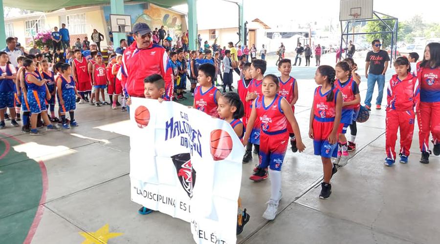 Celebrarán Copa Infantil en San Sebastián Etla