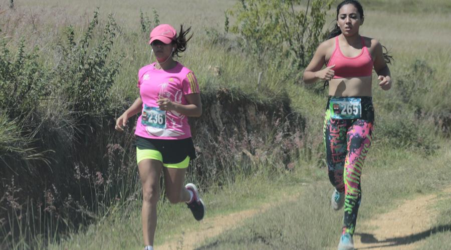 Correrán por senderos ancestrales en Mitla