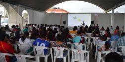Cine móvil Toto  llega a Jamiltepec