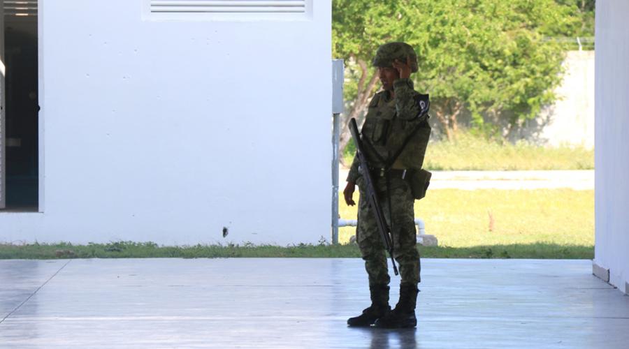 Comienza arribo de la  Guardia Nacional al Istmo | El Imparcial de Oaxaca