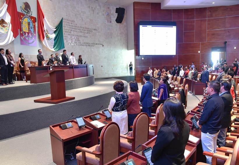 Pese a sanción a morenistas, se mantiene firme Jucopo | El Imparcial de Oaxaca