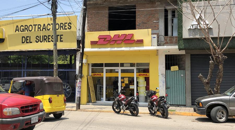 Asaltan paquetería DHL en el Istmo de Tehuantepec | El Imparcial de Oaxaca