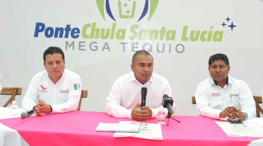 Santa Lucía se alista para las fiestas de la Guelaguetza 2019 | El Imparcial de Oaxaca