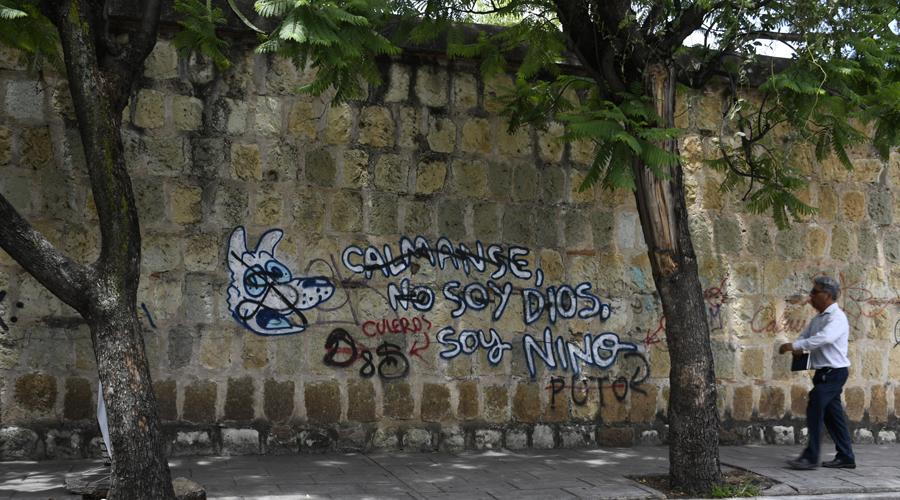 Se duplica robo en espacios públicos de la ciudad de Oaxaca
