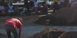 Edil rompe con la armonía  arquitectónica de Tututepec