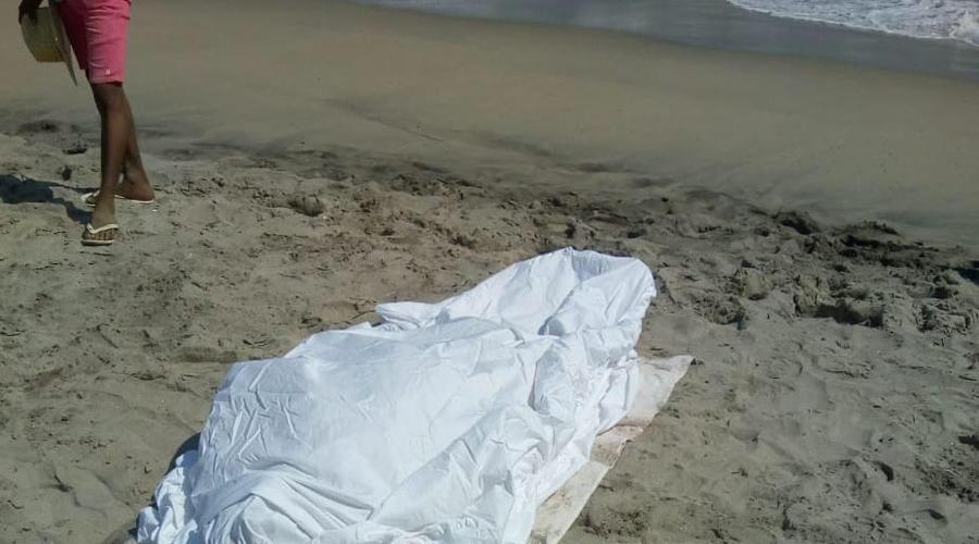 Turista se ahoga en Puerto Escondido